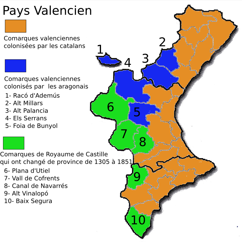 Pays Valencienne
